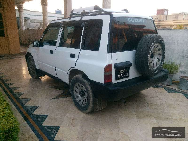 Suzuki Vitara 1992 Image-4