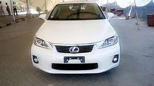 Used Lexus CT 200h 2011