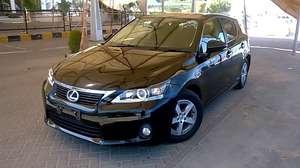 Used Lexus CT 2011