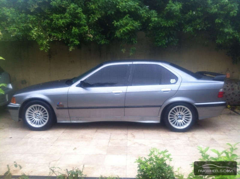 BMW 3 Series 318i 1995 for sale in Rawalpindi | PakWheels