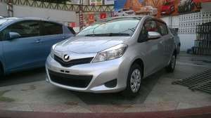 Used Toyota Vitz 1.0 F M PACKAGE 2011