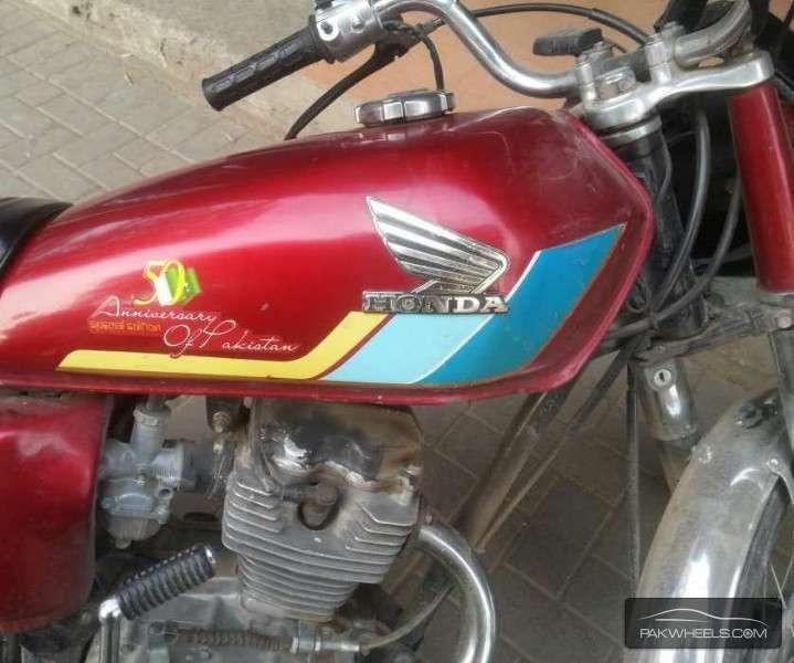used honda cg 125 1997 bike for sale in islamabad - 130992 | pakwheels