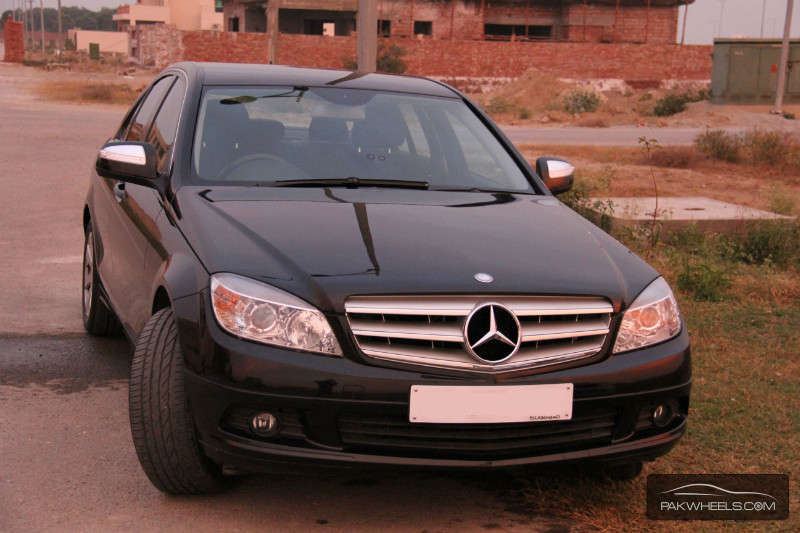 mercedes benz c class c180 kompressor 2007 for sale in islamabad pakwheels. Black Bedroom Furniture Sets. Home Design Ideas