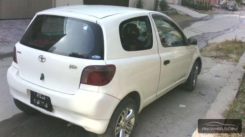 Toyota Vitz B 1.0 1999 Image-2