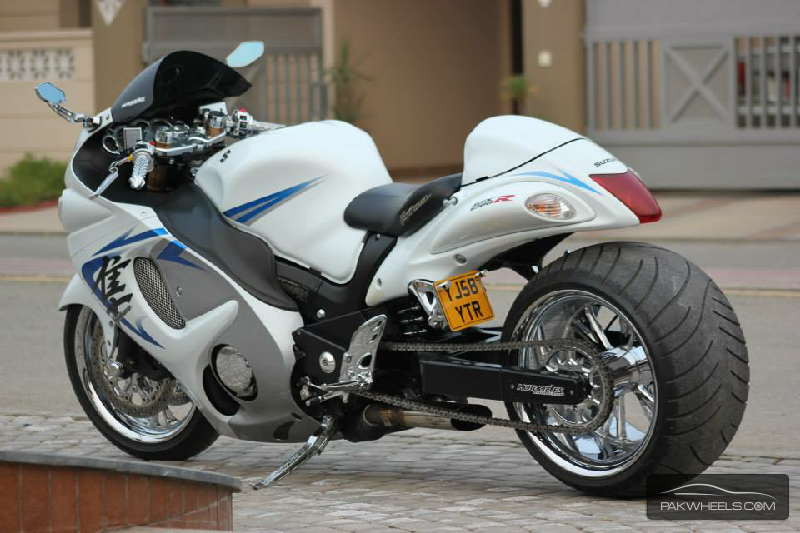 used suzuki hayabusa 2009 bike for sale in lahore 131673 pakwheels. Black Bedroom Furniture Sets. Home Design Ideas