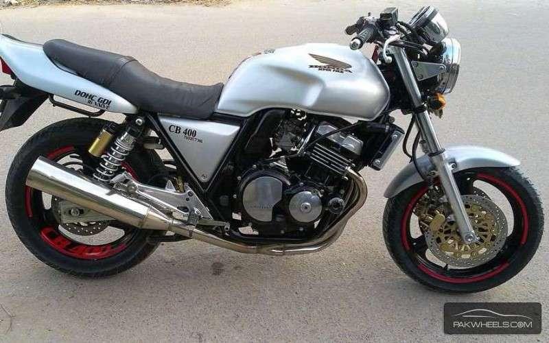 Used honda cb400 1997 bike for sale in karachi 131868 for Honda cb400 for sale