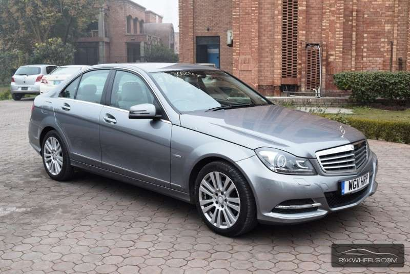 mercedes benz c class c250 2011 for sale in lahore pakwheels