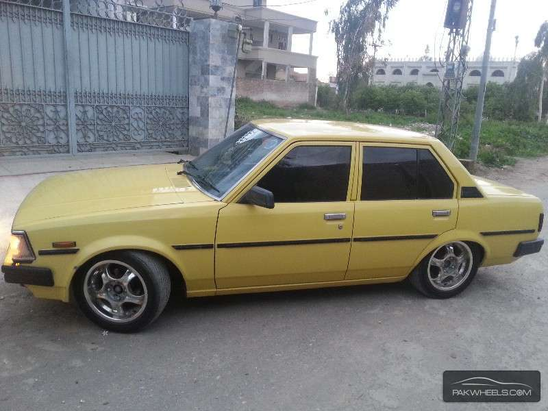 Toyota Corolla Xe Limited 1982 For Sale In Peshawar