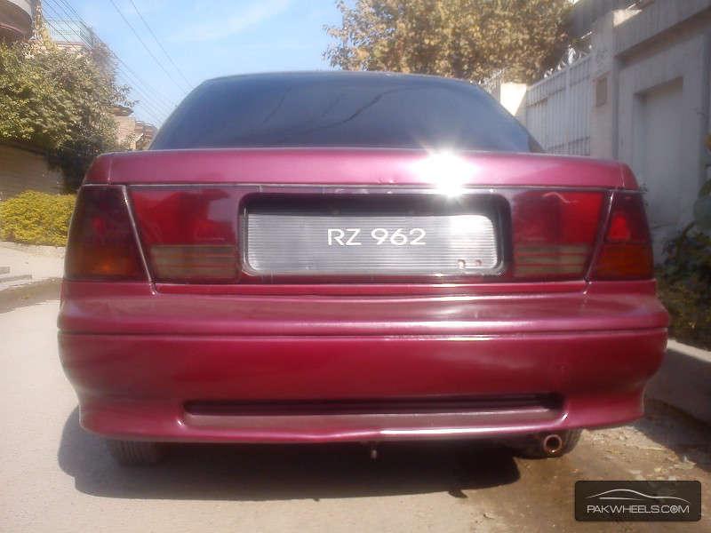 Suzuki Margalla GL Plus 1994 Image-2