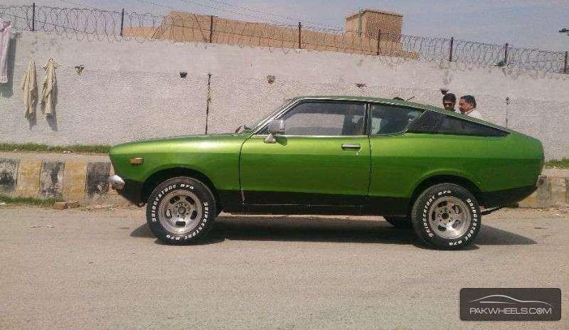 Datsun 120 Y 1974 for sale in Islamabad | PakWheels