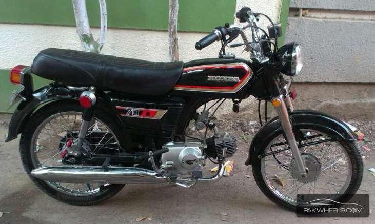 Used Honda CD 70 1982 Bike for sale in Karachi - 132154 ...