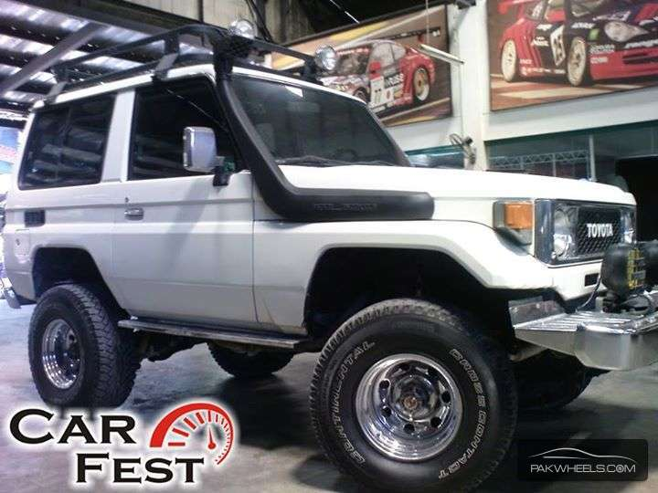 Suv's to convert to offroading Image-1