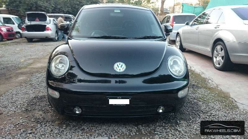 Volkswagen Beetle 2002 Image-1
