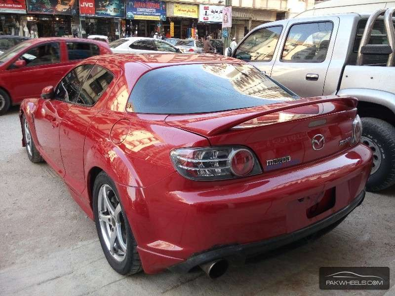 mazda rx8 rotary engine 40th anniversary 2004 for sale in. Black Bedroom Furniture Sets. Home Design Ideas
