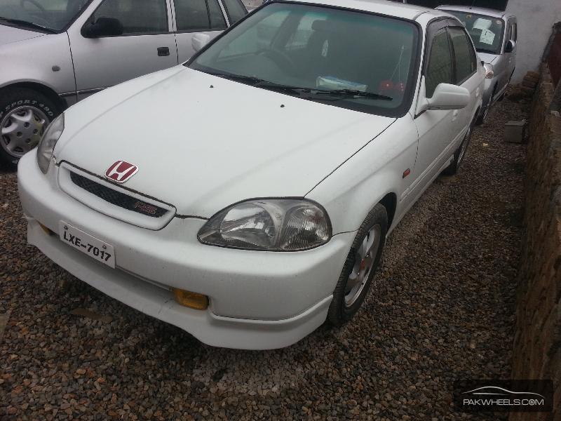 Honda Civic Type R 1997 for sale in Islamabad   PakWheels