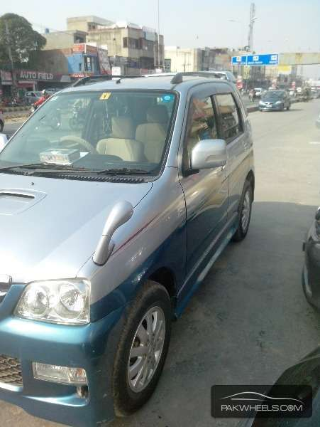 Daihatsu Terios Kid Custom Memorial Edition 2009 Image-3