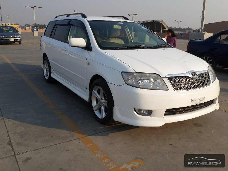 X Corolla For Sale In Lahore Toyota Corolla Fielder...