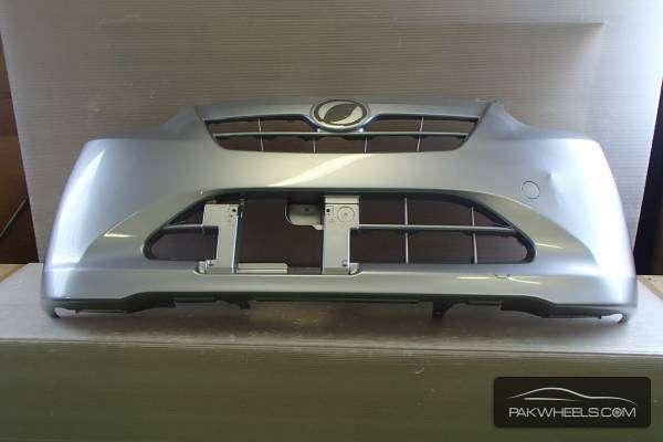 daihatsu mira es front bumper 2013 Image-1