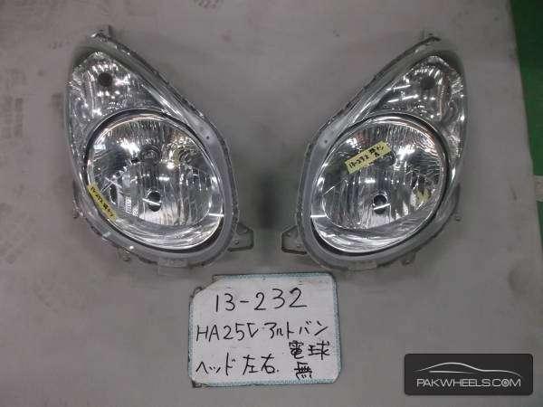 Suzuki alto 2014 head lights Image-1