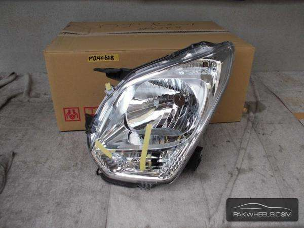 wagon r mh34 left head light Image-1