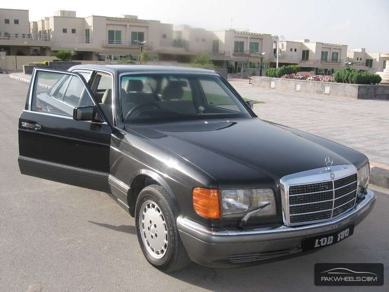 used mercedes benz s class 300sel 1985 car for sale in rawalpindi 1069361 pakwheels. Black Bedroom Furniture Sets. Home Design Ideas