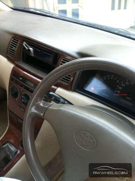 Toyota Corolla XLi 2008 Image-3