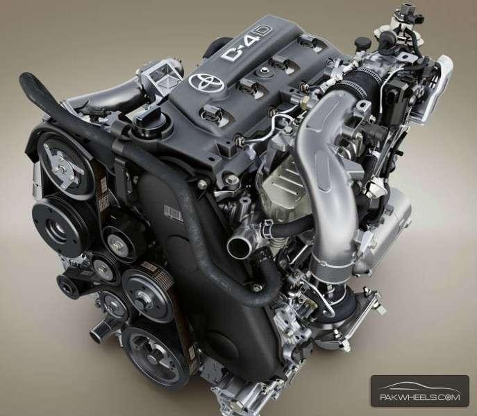 Buy 1kd Engine For Land Cruiser In Rawalpindi