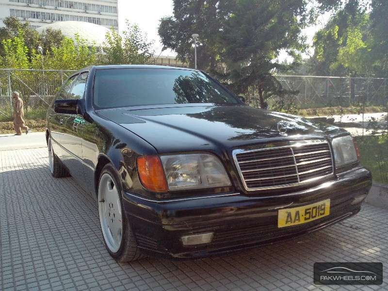 Used mercedes benz s class 300sel 1992 car for sale in for Mercedes benz s550 rims for sale