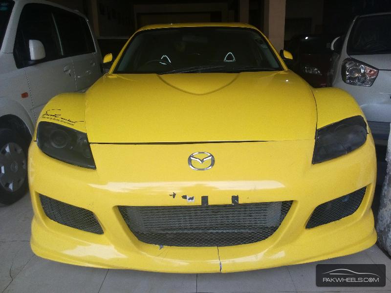 Mazda Rx8 2002 For Sale In Lahore Pakwheels