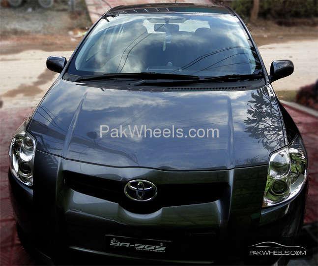 Toyota Auris 2008 Image-1