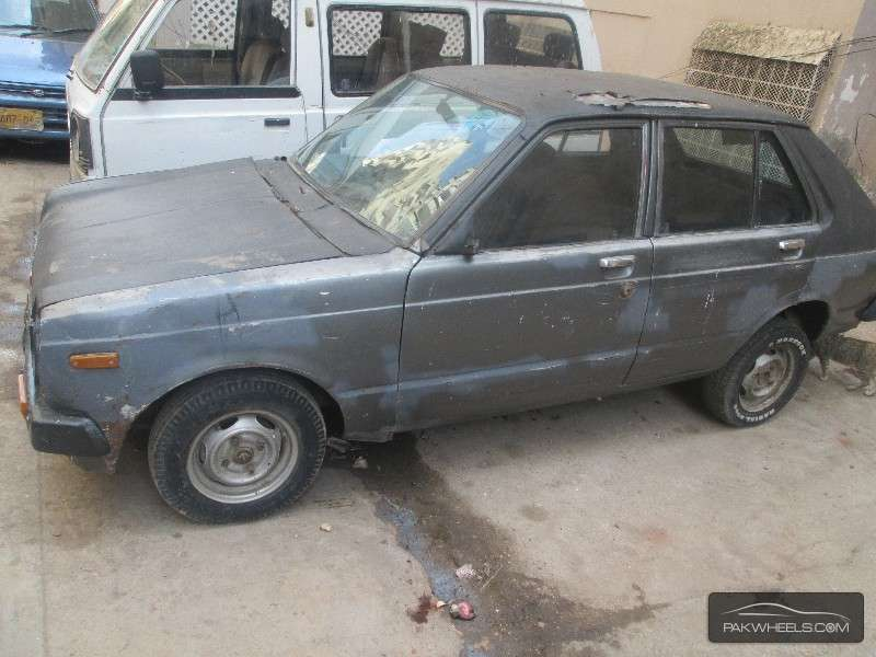 Toyota Starlet 84 For Sale In Karachi: Used Toyota Starlet 1978 Car For Sale In Karachi