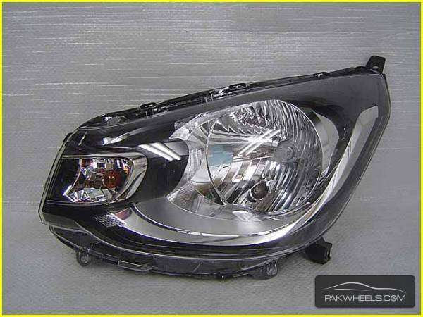 mistubishi ek wagon 2014 left head light Image-1