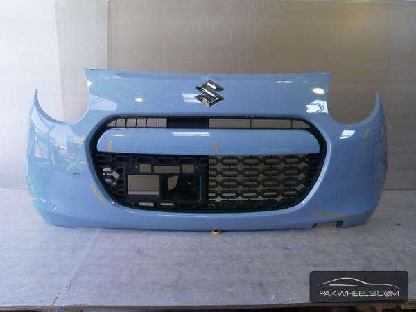 Suzuki alto 2013 front bumper Image-1