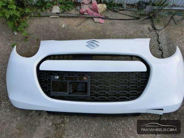suzuki alto 2014 front bumper Image-1