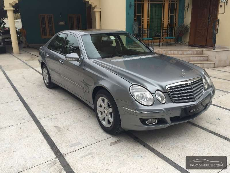 Used Mercedes Benz E Class E280 2008 Car for sale in Lahore ...