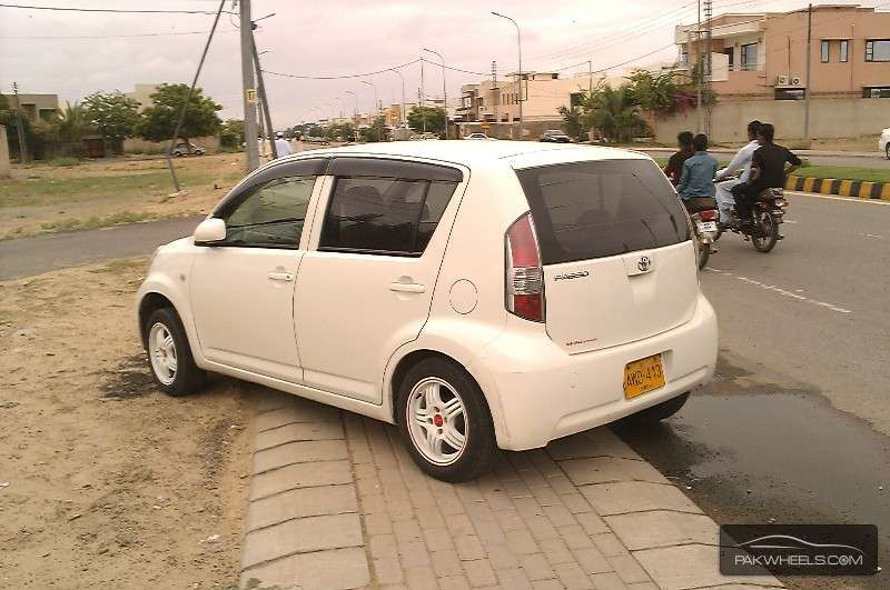 Toyota Passo X L Package 2006 Image-1