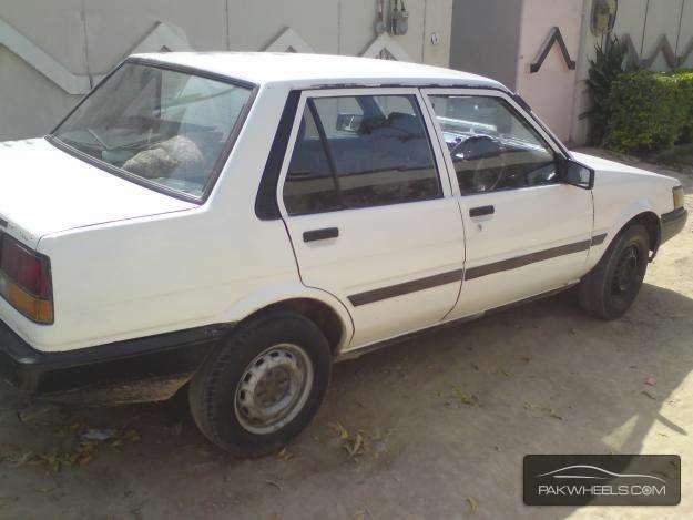 toyota corolla 1986 for sale in karachi pakwheels. Black Bedroom Furniture Sets. Home Design Ideas