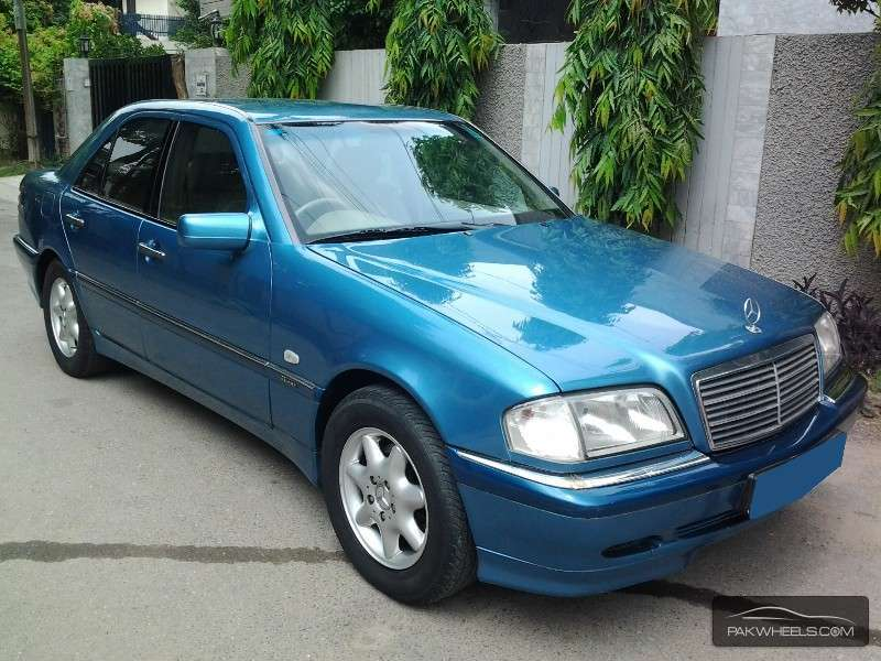 Mercedes benz c class c180 1998 for sale in lahore pakwheels for C180 mercedes benz
