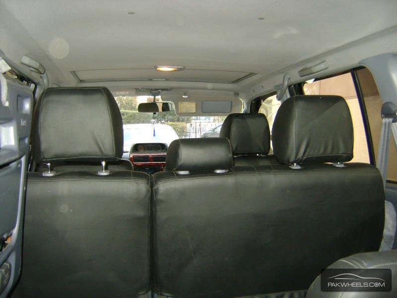 Toyota Prado 2001 Image-4