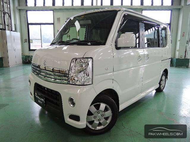 Suzuki Every Wagon Pz Turbo Special 2010