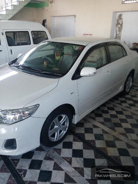 Toyota Corolla XLi VVTi 2012 Image-3
