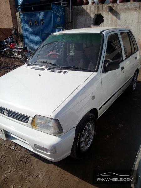 Suzuki Mehran VXR (CNG) 2008 Image-3