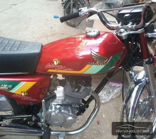 used honda cg 125 1997 bike for sale in karachi - 135075 | pakwheels