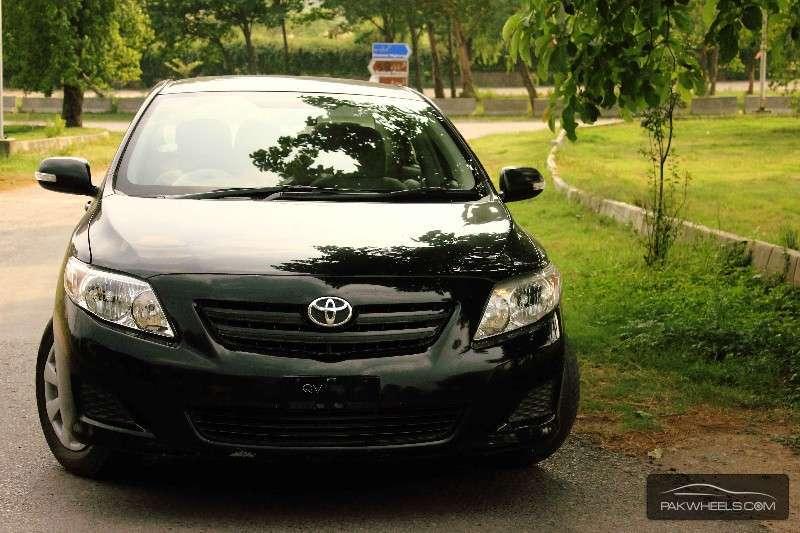 Toyota Corolla Xli 2010 For Sale In Peshawar