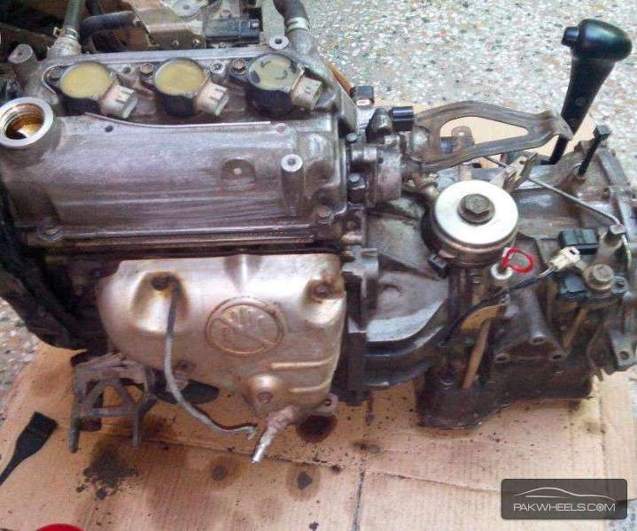 Engines And Auto Parts For Sale: 660cc Automatic Engine With Automatic Gear For Sale In Islamabad - Parts &
