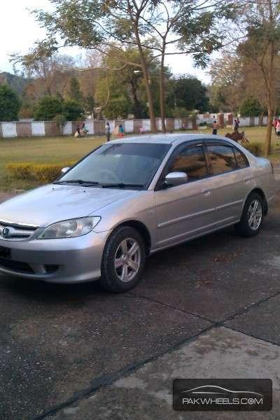 Honda Civic EXi 2006 Image-1