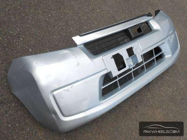daihatsu move 2013 front bumper For Sale Image-1