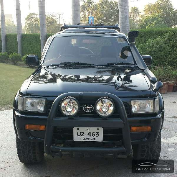 Toyota Suff: Toyota Surf SSR-X 3.4 1993 For Sale In Lahore