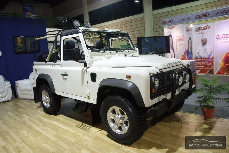 Land Rover Defender 90 Sw 2015 For Sale In Islamabad