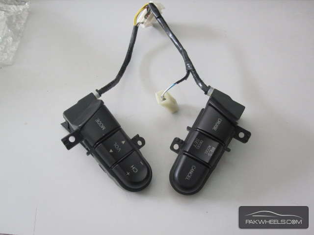 HondaFit,Reborn,Civic Multimedia & Cruise Control Switch Image-1